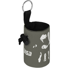 LACD Hand of Fate Chalk Bag with Belt, gris
